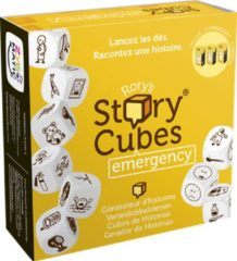 Witte Zygomatic dobbelspel Rory's Story Cubes - Emergency