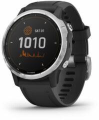 Zilveren Garmin - Fēnix6S Solar - Multifunctioneel horloge silber /zwart
