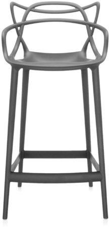 Afbeelding van Kartell Kartell Masters Barkruk Zwart 65cm