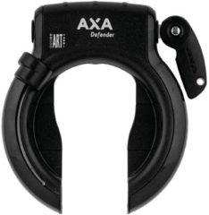 AXA Ringslot Defender RL Spatbord Zwart Klapsleutel ART2 Zwart