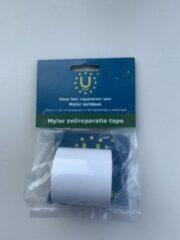 Transparante PSP Marine tapes Mylar zeilreparatie tape - 25 u / 50mm breed