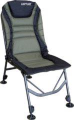 "Groene Capture Outdoor, ""Prestige WA-4"" Chair, Karperstoel, Luxe, Oxford 600D, Verstelbare rugleuning, …"