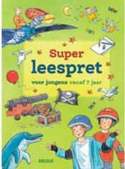 Deltas Boek Super Leespret voor Jongens vanaf 7 Jaar