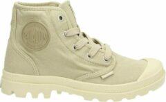 Beige Hoge Sneakers Palladium Manufacture Pampa Hi 92352-238-M