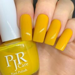 Gele PJR Care Nail Polish - Today is my day | 10 FREE & VEGAN