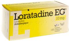 Eurogenerics Loratadine EG 10 mg