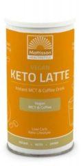 Mattisson Vegan Keto Latte Instant Mct & Coffee Drink (200g)