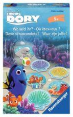 Ravensburger Disney Finding Dory Waar zijn jullie? - pocketspel