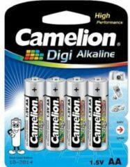 Camelion LR6-BP4DG Alkaline 1.5V niet-oplaadbare batterij
