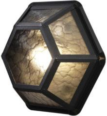 Konstsmide Castor 533-750 Buitenlamp (wand) Energielabel: Afhankelijk van de lamp Spaarlamp, LED E27 60 W Zwart