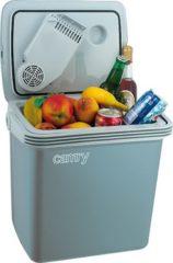 Grijze Camry CR8067 Draagbare Koelbox - 26 l - Grijs / Wit