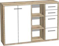 MAJA MÖBEL Maja Möbel Sideboard-Kombination »Set+ 1683«, mit 4 Schubkästen