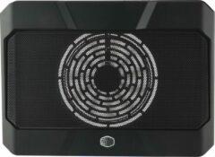 Cooler Master Components Notebook Koeler CoolerMaster NotePal X150R (zwart/blue LED