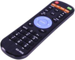 Zwarte Lifemaxx remote voor Crossmax timer