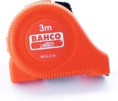 Oranje BAHCO MTG-3-16-E ROLBANDMAAT