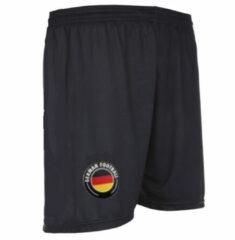 Zwarte Holland Duitsland Voetbalbroekje Thuis 2018-2020-158