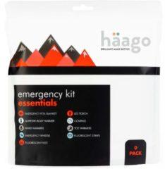 Häago Emergency Essentials Kit Middengrijs