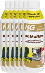HG Ontkalker Voor Senseo En Espresso Apparaten Voordeelverpakking