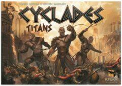 Matagot Cyclades - Titans Uitbreiding
