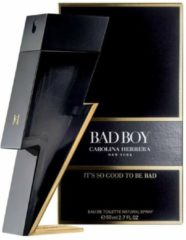 Carolina Herrara Carolina Herrera ch bad boy eau de toilette 100ml spray