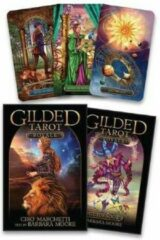 Llewellyn Publications,U.S Gilded Tarot Royale