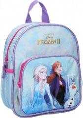 Disney Frozen 2 school rugtas/rugzak voor peuters/kleuters/kinderen - Frozen II - Anna/Elsa - Tassen/rugtassen/rugzakken voor jongens/meisjes - Schooltassen - Gymrugtas