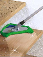 2er-Set Ersatztücher für den Multiflex-Wischer Wenko grün