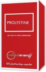 Natural Energy Specialiteiten Prolystine Capsules 120capsules