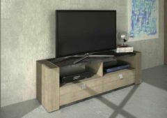 Trasman Tv-meubel Iris - grijze eik