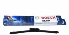 Zwarte Bosch Aerotwin A282H Ruitenwisser achterruit 280 mm