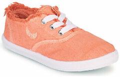 Oranje Lage Sneakers Kaporal DESMA