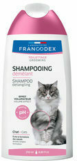 Francodex 2-in-1 Anti-Klit Shampoo Kat - 250 ml
