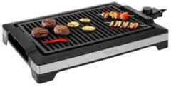 Tristar Bakplaat en elektrische barbecue 2000 W 37x25 cm zwart