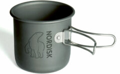 Nordisk mok van aluminium (400 ml) - Borden & bekers