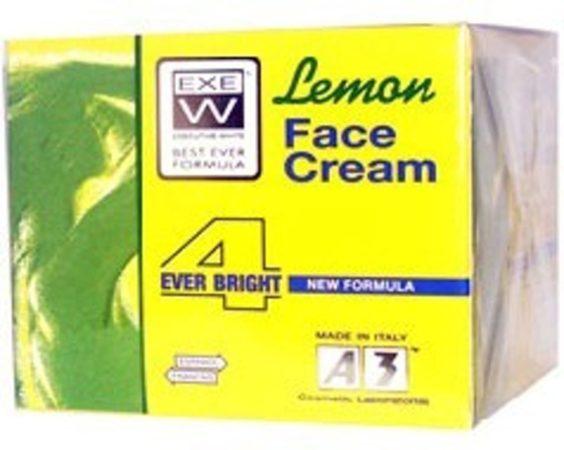 Afbeelding van A3 Cosmetics A3 Lemon Cream 4-ever Bright 400 ml