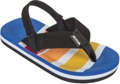 Cool Shoe Teenslippers Donovan Gestreept Jongens Maat 25/26