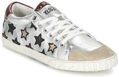 Zilveren Sneakers Ash MAJESTIC