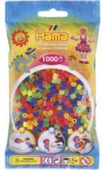 Hama Strijkkralen 1000 Stuks Neon Assortie 1