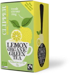 Clipper groen Tea Lemon (20st)