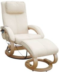 Massagesessel beige