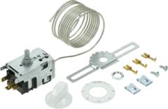 Universeel Thermostat (+3.5 W -11 K -27 1600) für Kühlschrank Doppelstöckig*** 3k. für Kühlschrank Dubbeldeurs*** 3k.