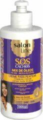 Salon-Line : SoS Curls - Oil Mix Combing Cream 300ml