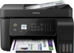 Zwarte Epson EcoTank ET-4700 - All-In-One-Printer