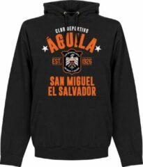 Retake Club Deportivo Aguila Established Hoodie - Zwart - XXL