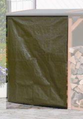 Promadino Wetterschutz für Kaminholzregale