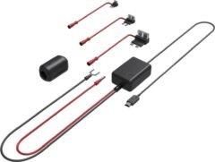 Zwarte Kenwood audio Kenwood CA-DR1030 Hardwire kit dashcams