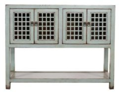 Fine Asianliving Chinees Sidetable Grijs Chinese Meubels Oosterse Kast