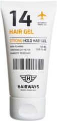 Hairways - 14 - Strong Hold Hair Gel - 50 ml