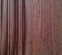 MOSO Bamboe Moso Bamboo Xtreme | Vlonderplank 20 x 137 | Glad/Gegroefd | 185 cm