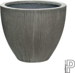Pottery Pots Bloempot-Plantenbak Jesslyn Dark grey-Grijs D 51 cm H 43 cm